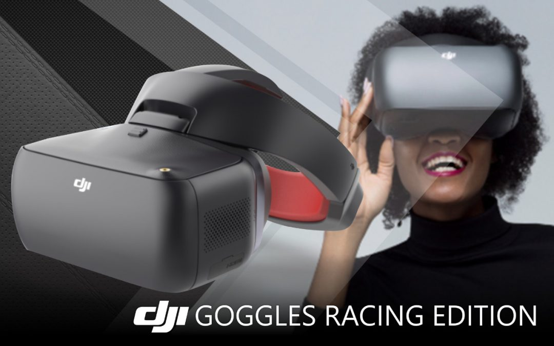 DJI Rilis Goggles Racing Edition
