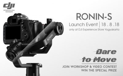RONIN-S LAUNCH EVENT –  VIDEO CONTEST